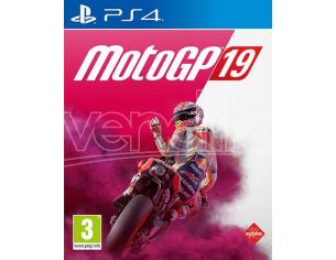 MOTO GP 19 GUIDA/RACING - PLAYSTATION 4