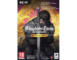 KINGDOM COME: DELIVERANCE ROYAL EDITION GIOCO DI RUOLO (RPG) - GIOCHI PC