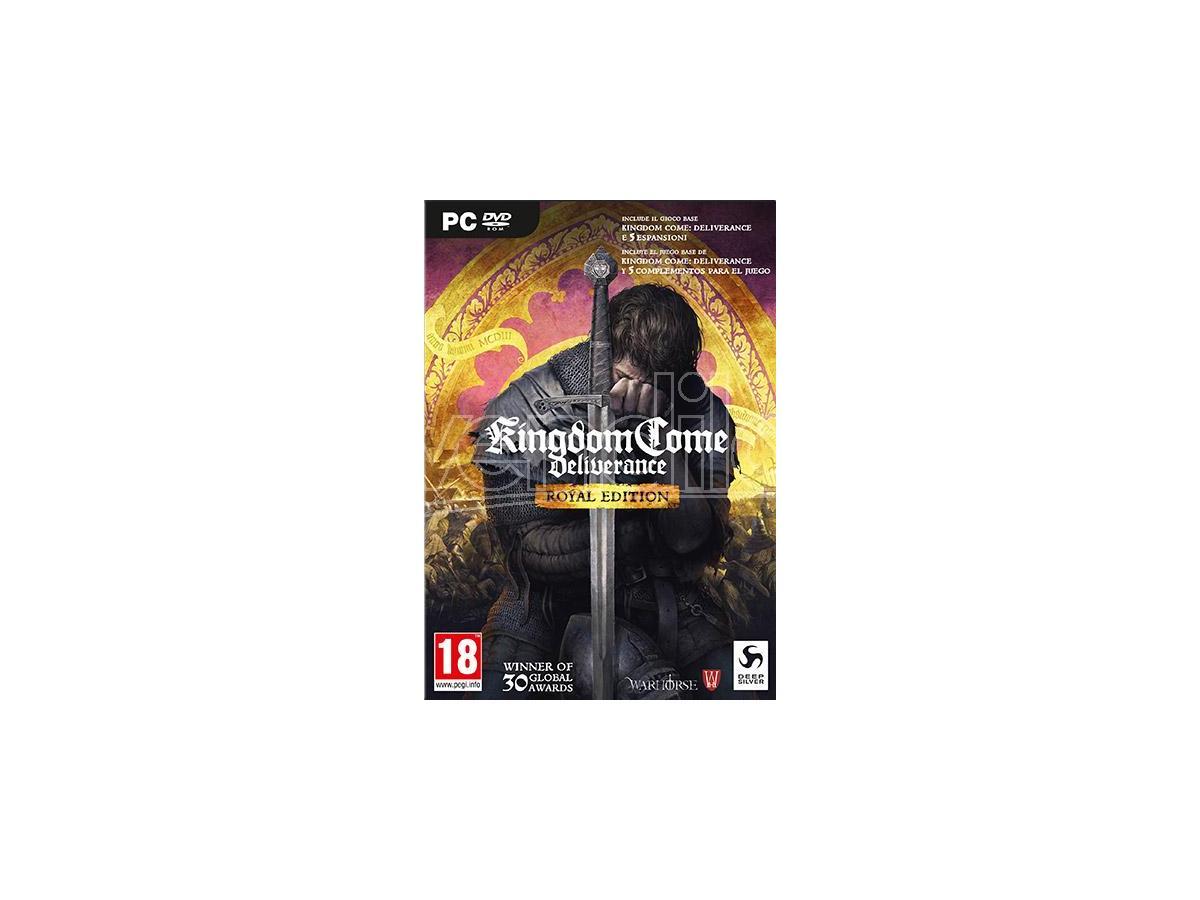 KINGDOM COME: DELIVERANCE ROYAL EDITION GIOCO DI RUOLO (RPG) - GIOCHI PC