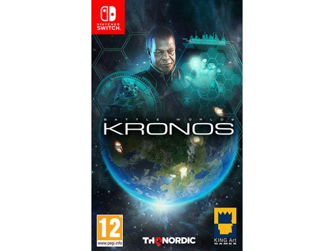 BATTLE WORLDS: KRONOS STRATEGICO - NINTENDO SWITCH
