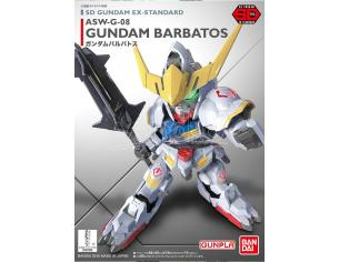 BANDAI MODEL KIT SD GUNDAM BARBATOS EX STANDARD 010 MODEL KIT