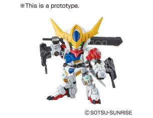 BANDAI MODEL KIT SD GUNDAM BARBATOS LUPUS EX STD 014 MODEL KIT