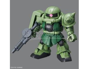 BANDAI MODEL KIT SD CROSS SILHOUETTE ZAKU II MODEL KIT