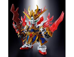 BANDAI MODEL KIT SD SANGOKU SOKETS ZHANG FEI GUNDAM GOD MODEL KIT