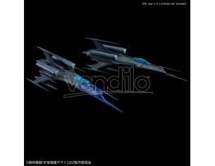 BANDAI MODEL KIT YAMATO MECHA COLL SPACE FIGHTER BLCK BIR MODEL KIT