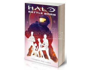 HALO - BATTLE BORN LIBRI/ROMANZI GUIDE/LIBRI