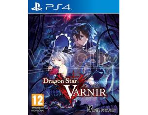 DRAGON STAR VARNIR GIOCO DI RUOLO GIAPPONESE - PLAYSTATION 4