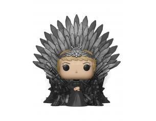 Funko Game of Thrones POP Serie TV Vinile Cersei Lannister on Iron Throne 15 cm