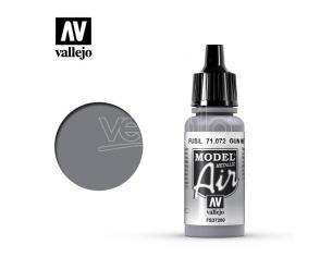 VALLEJO MODEL AIR GUN METAL 71072 COLORI
