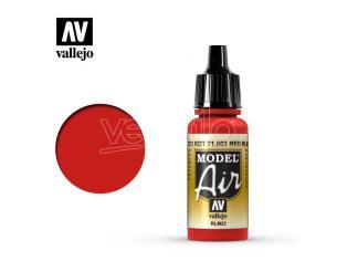 VALLEJO MODEL AIR RED RLM23 71003 COLORI
