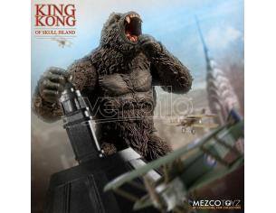 MEZCO TOYS KING KONG OF SKULL ISLAND AF ACTION FIGURE