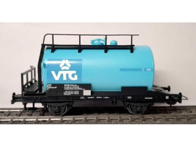 Piko 97024 FS Carro cisterna 2 assi Italia VTG H0 1:87 Modellino