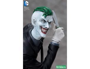 """Kotobukiya KSV163 Scala 1: 10 """" Joker New 52 Artfx + Statue"""