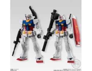 Mobile Suit Gundam Universal Gundam 1 pz Candy Toys & gum Figura