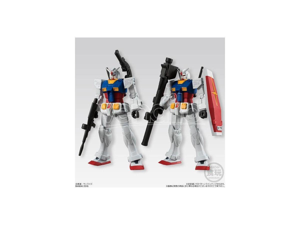 Mobile Suit Gundam  1 pz Candy Toys & gum Figura Box Rovinato