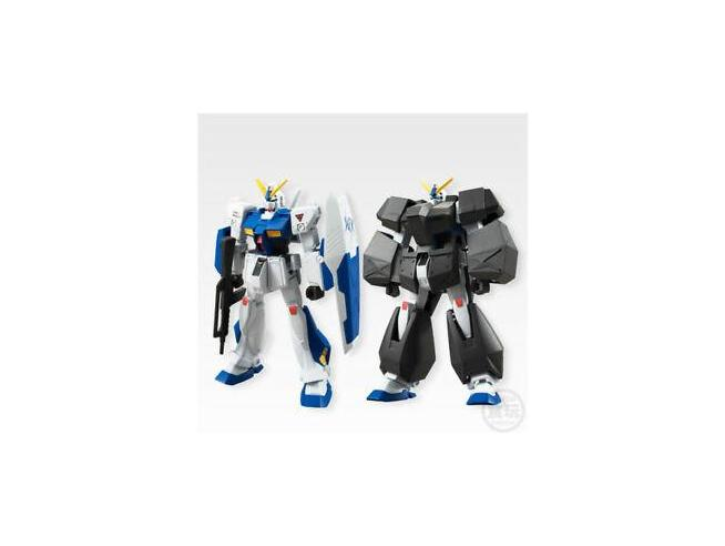 Mobile Suit Gundam Universal unit Alex 1 pcs Candy Toys & gum Figura