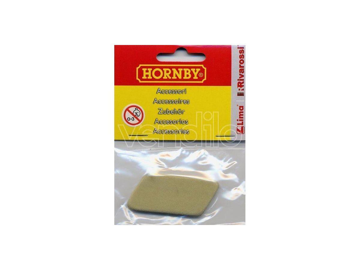 HORNBY R8087 - Gomma pulisci Binari e Ruote Modellismo