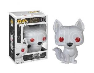 Funko Game of Thrones POP Serie TV Vinile Figura Ghost 10 cm SCATOLA ROVINATA