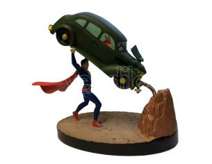 Factory Entertainment Numero 1 Superman Action Comics Premium Motion Statue