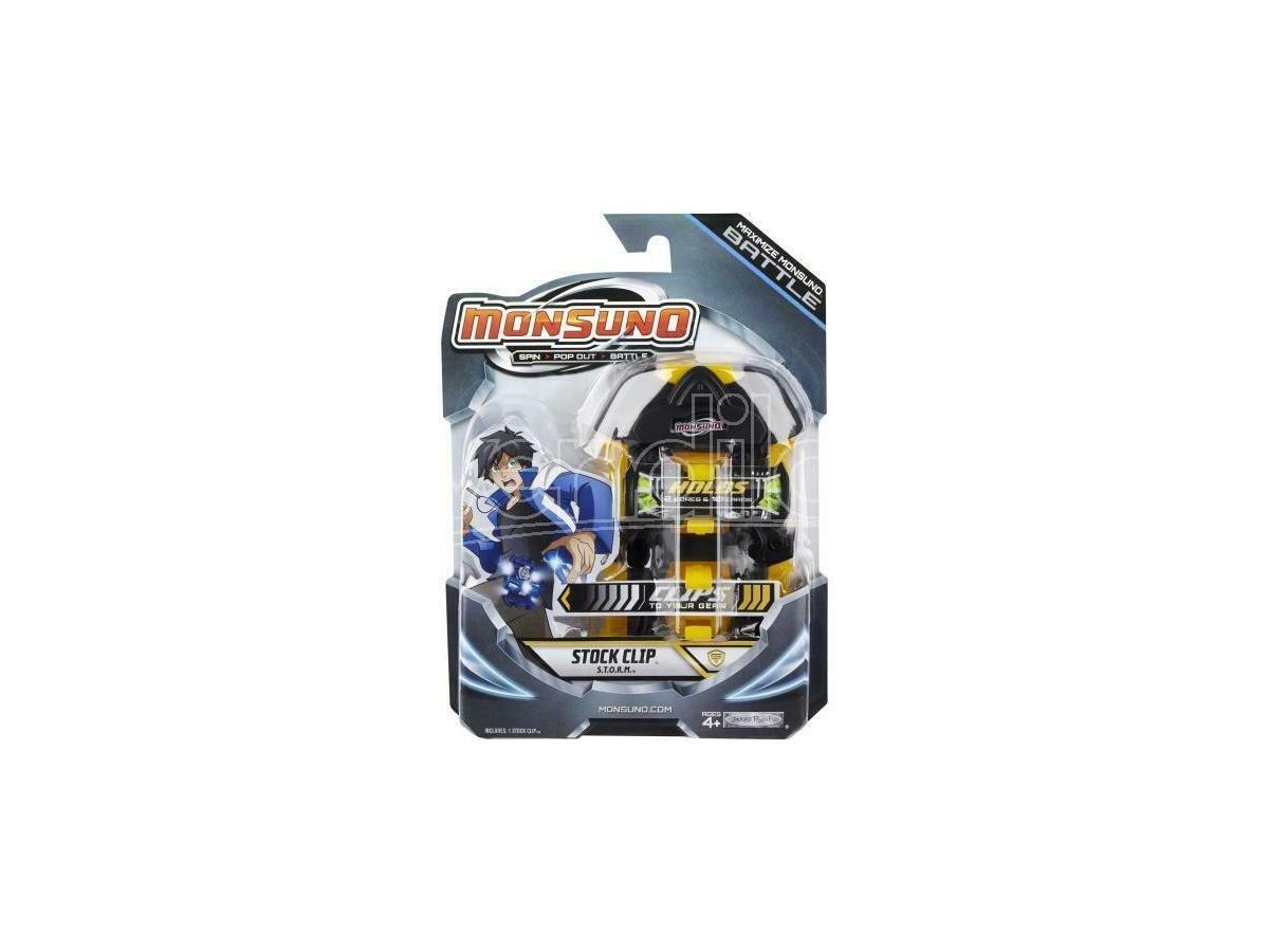 Giochi Preziosi - Monsuno Stock Clip Strom (Giocattolo)