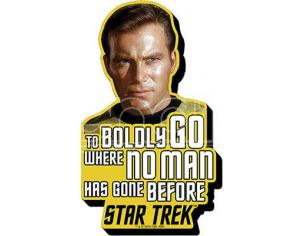 AQUARIUS ENT STAR TREK KIRK QUOTE MAGNET MAGNETI