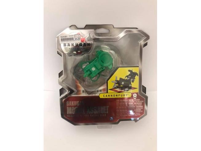 Giochi Preziosi - Bakugan Macchine D'Assalto Cannonfury Verde