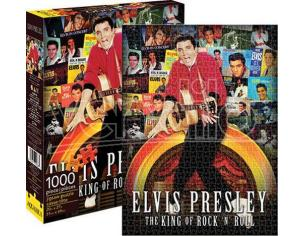 AQUARIUS ENT ELVIS ALBUMS 1000 PCS PUZZLE PUZZLE