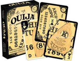 AQUARIUS ENT OUIJA PLAYING CARDS CARTE DA GIOCO