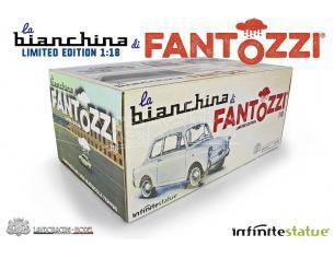 Fantozzi replica auto La Bianchina Statua 1:18 Edizione Limitata Infinite Statue