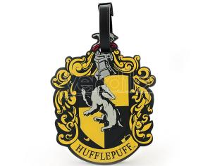 CINEREPLICAS HP HAFFLEPUFF BAGGAGE TAG ACCESSORI