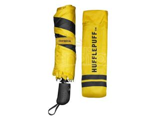 CINEREPLICAS HP HUFFLEPUFF LOGO UMBRELLA OMBRELLO