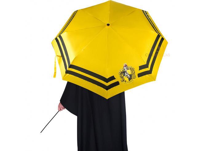 Harry Potter Cinereplicas Tassorosso Logo Ombrello Ombrello