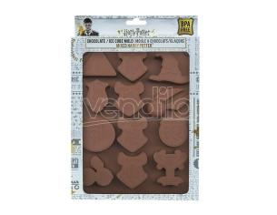 CINEREPLICAS HP MIXED CHOCOLATE/ICE CUBE MOULD STAMPO