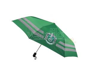 CINEREPLICAS HP SLYTHERIN LOGO UMBRELLA OMBRELLO