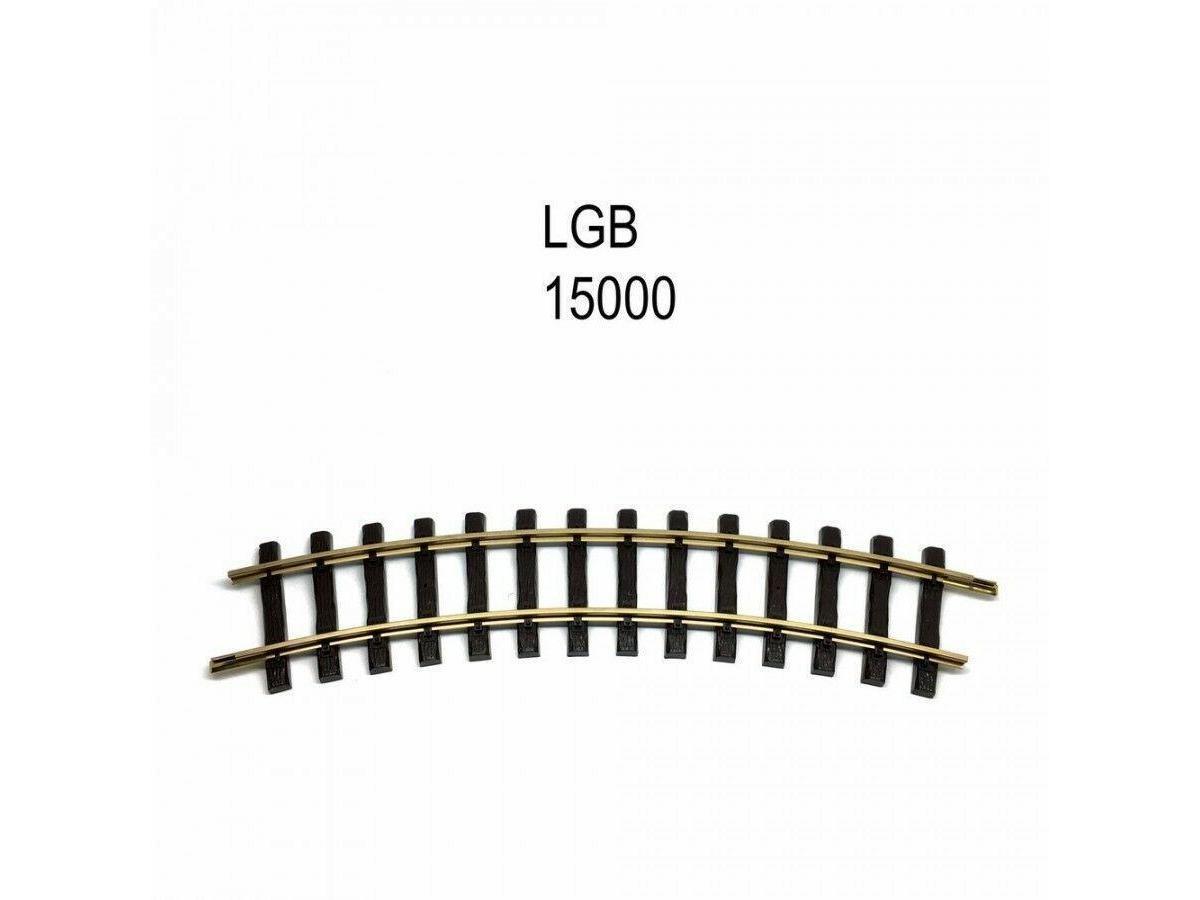 LGB 15000 Binario curvo r2 - 30? Accessorio Modellismo