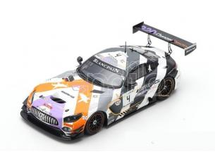 Spark Model SB205 MERCEDES GT3 N.4 5th 24 H SPA 2018 Y.BUURMAN-L.STOLZ-M.ENGEL 1:43 Modellino