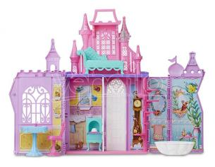 PRINCIPESSE DISNEY CASTELLO PACK N'GO PRINCESS - BAMBOLE E ACCESSORI
