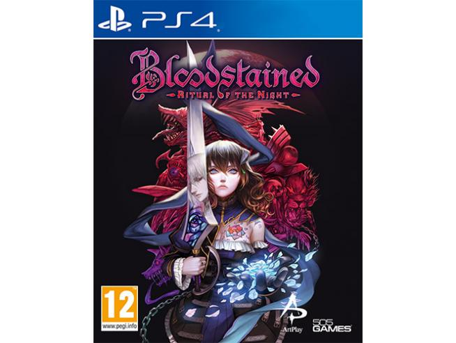 BLOODSTAINED: RITUAL OF THE NIGHT AZIONE - PLAYSTATION 4