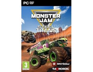 MONSTER JAM - STEEL TITANS GUIDA/RACING GIOCHI PC