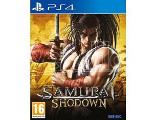SAMURAI SHODOWN AZIONE - PLAYSTATION 4