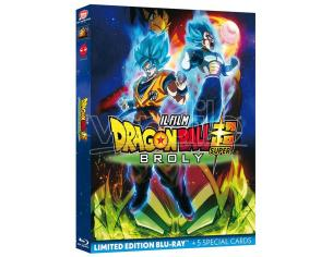 DRAGON BALL SUPER - BROLY ANIMAZIONE BLU-RAY