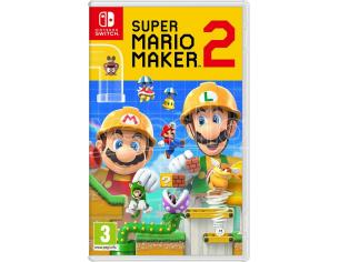 SUPER MARIO MAKER 2 PLATFORM - NINTENDO SWITCH