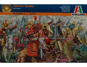 Italeri IT6123 CAVALLERIA CINESE KIT 1:72 Modellino