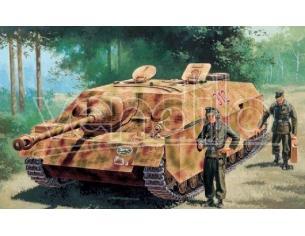 Italeri IT6488 SD.KFZ.162 JAGDPANZER IV AUSF.F  KIT 1:35 Kit Mezzi Militari