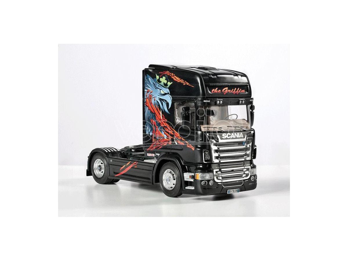Italeri IT3879 SCANIA R730 THE GRIFFIN KIT 1:24 Modellino