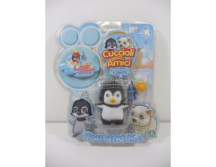 Gig - Cuccioli cerca Amici neve Pinguinio You and Me (Giocattolo)