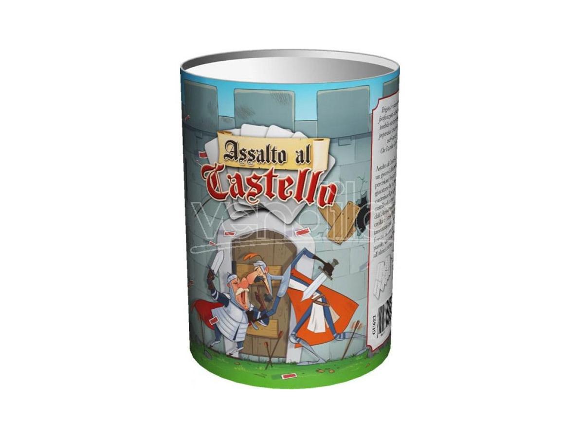 ASSALTO AL CASTELLO GIOCHI DA TAVOLO - TAVOLO/SOCIETA'