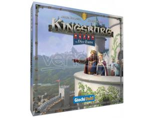 KINGSBURG - THE DICE GAME GIOCHI DA TAVOLO TAVOLO/SOCIETA'