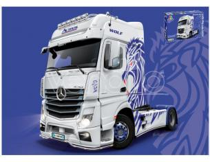 Italeri IT3935 MERCEDES ACTROS MP4 GIGASPACE KIT 1:24 Modellino