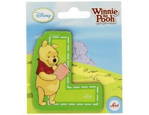 Trudi Sevi 82770 - Winnie the Pooh Lettera L adesiva 7 cm